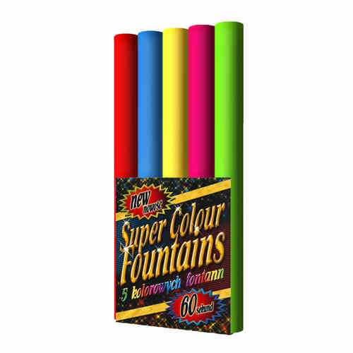 Super Color Fontänen